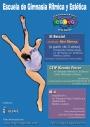 Escuelas de Gimnasia Rítmica y Estética2012-13