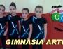 El Villa Getafe en las competiciones de Gimnasia Artística yRítmica