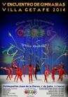 cartel ritmica getafe encuentro villa 2014 copy