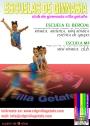 Comienza el periodo de inscripción en las Escuelas de Gimnasia VillaGetafe