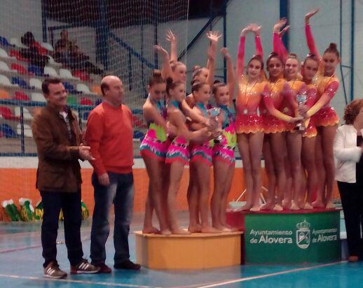 El Villa Getafe ganador del Torneo Gimnastas con Stylo (3/3)