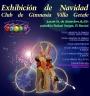 Exhibición de Navidad del Club de Gimnasia VillaGetafe
