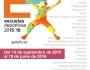Comienza el periodo de inscripción en las Escuelas Deportivas de Gimnasia Rítmica y Gimnasia Estética deGrupo