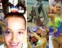 Cynthia y Candela: el Club de Gimnasia Villa Getafe en el IVEstaciones